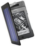 SolarKindle Promises Three Months Unplugged Kindle Reading Time