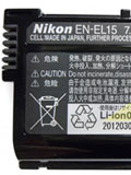Nikon Recalls New Batteries in Danger of Overheating
