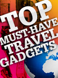 Top Must-have Travel Gadgets 2012