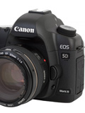 Canon Fixes 5D Mark III Light Leak Issue with Black Tape