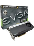 EVGA GeForce GTX 670 4096MB Superclocked+
