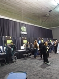 Highlights from Exhibit Hall of The GPU Tech Conference 2012