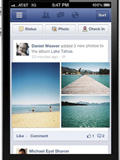 Facebook Mobile Gets Large Posts