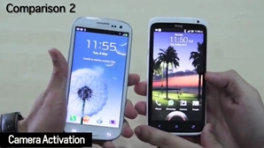 UI Comparison: Samsung Galaxy S III vs. HTC One X