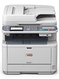 First Looks: Oki MB491 Mono LED MFP
