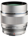 Olympus Announces Its M.Zuiko Digital ED 75mm f1.8 High-Grade Portrait Lens