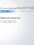 SingTel Starts Registration of Interest for Samsung Galaxy S III