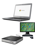 New Chromebook and Chromebox from Google and Samsung