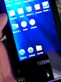 Tizen Reference Device Spotted at Tizen Developer Conference