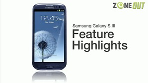 Samsung Galaxy S III Feature Highlights