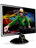 AOC Aire iPlay Full HD Monitor with Built-in iPhone/iPod Docking Station Introduced