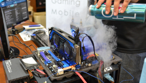 Extreme Overclocking with GameAxis Malaysia