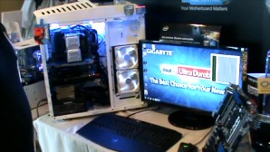DIY HPC System Performance Showcased with Gigabyte's Intel C606 Workstation Board