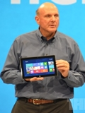Microsoft Unveils Two Surface Tablets