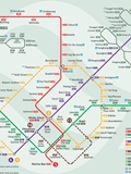 SingTel 4G LTE Coverage on SMRT Train Stations