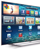 Samsung 55-inch ES8000 - Smart Interactivity