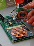 The Future of Charging - Freescale Demos Wireless Charging Technology