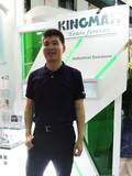 Kingmax Sales VP Talks About Trends In Flash Memory At Computex 2012