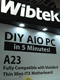 ECS and Wibtek Showcase Upgradable AIO Systems