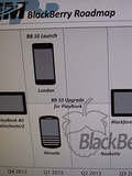 Newest RIM BlackBerry Roadmap Leaked, BB10 Devices Delayed