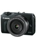 Canon EOS M Mirrorless Camera Finally Announced! (Update with Video)