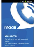 Maaii App for Free Talk & Text Now Available on Android-based Devices