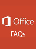 FAQ: Microsoft Office 2013 & Office 365