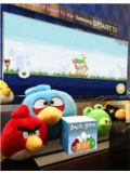 Angry Birds Hitting Samsung Smart TVs This Month