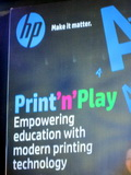 Making It Happen - A+ Education With New HP Printers