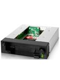 Icy Dock MB971SP-B DuoSwap 2.5/3.5-inch SATA Hot Swap Drive Caddy