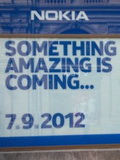 Something Amazing is Coming, Teases Nokia