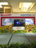 Sharp AQUOS Quattron Goes 3D