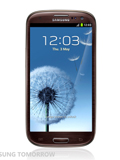 Samsung Galaxy S III to be Available in Amber Brown and Titanium Grey