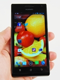 Huawei Ascend P1 - Rising Dragon