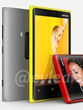 Nokia Lumia WP8 Devices Leaked