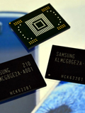 Samsung Announces Production of Ultra-Fast Embedded NAND Storage