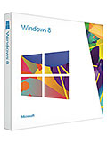Windows 8 Box Packaging Design Revealed