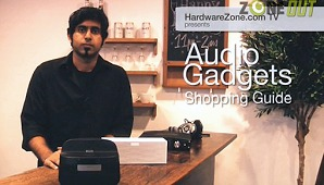 Audio Gadgets Shopping Guide - For Your Ears