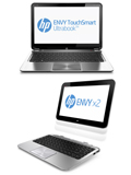 HP Launches Two Touch-Enabled Windows 8 Ultrabooks