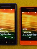 A feature on Windows Phone 8S by HTC