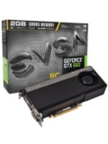 EVGA GeForce GTX 660 Superclocked