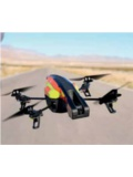 New and Improved AR.Drone 2.0 Propels Virtual Reality Gaming to Greater Heights