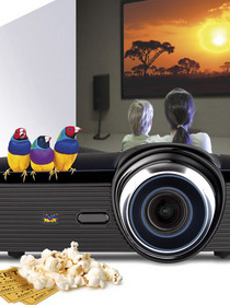 ViewSonic Unveils Pro9000 HD Projector