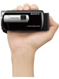 Sony Launches New SD Handycam with Built-in Projector