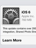 iOS 6 Limits Prominent Features on iPhone 3GS