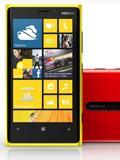 Nokia Announces WP8 Devices, Lumia 920 and Lumia 820