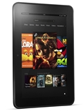 Amazon Unveils New Kindle Fire Tablets