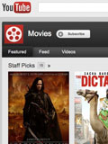 YouTube Movie Rental Store Arrives on Philips' Smart TVs