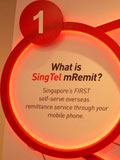 SingTel Announces mRemit Mobile Remittance Service