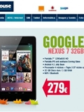 32GB Nexus 7 Appears in Shelf Tag and Ad, Price Point Similar to 16GB Model